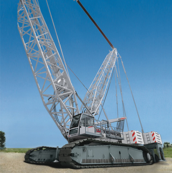 CC 2200 Lattice Boom Crawler Crane