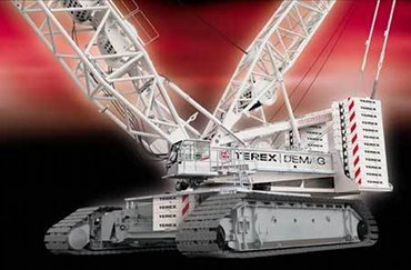 CC 6800 Lattice Boom Crawler Crane